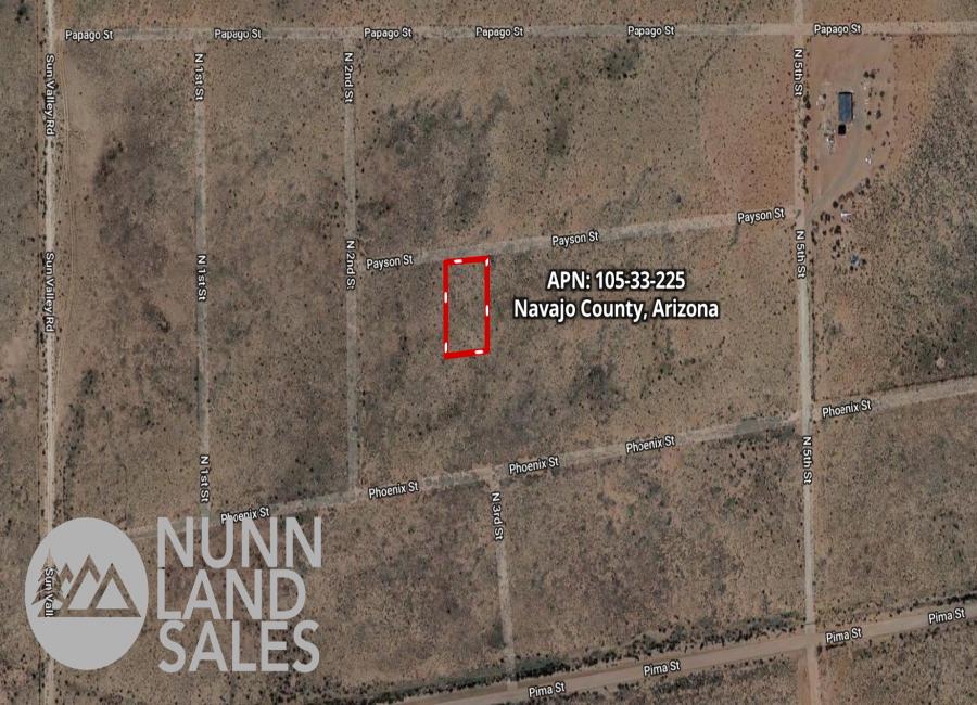 Holbrook, Arizona 86025, ,Land,Sold,1116