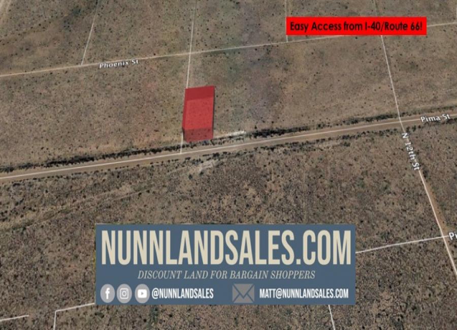Holbrook, Arizona 86025, ,Land,Sold,1122