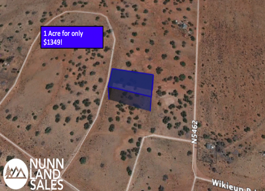 1 Acre for only $1349!