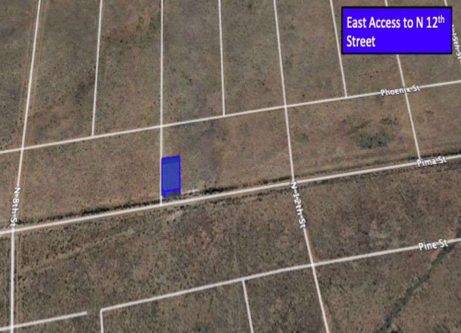 .19 Acres for only $59 Down!
