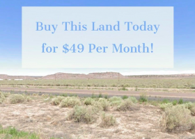 Holbrook, Arizona 86025, ,Land,Sold,1163