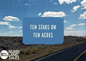 10 acres in Navajo County