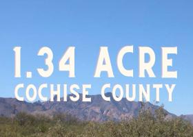 Cochise, Arizona 85625, ,Land,Sold,1183
