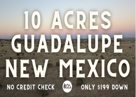 Guadalupe, New Mexico, ,Land,For Sale,1189