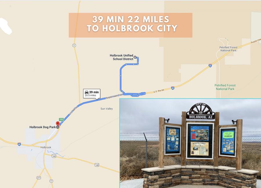 Holbrook, Arizona 86025, ,Land,For Sale,1220