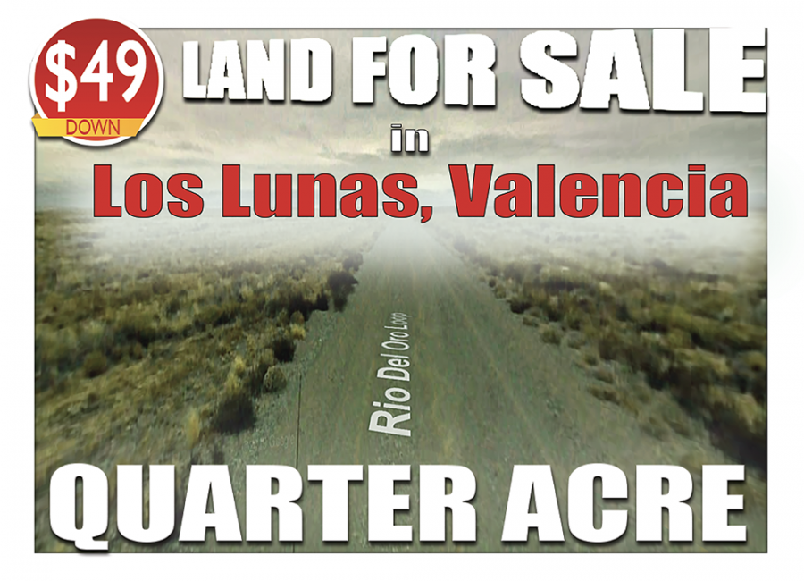 Los Lunas, New Mexico 87031, ,Land,For Sale,1228
