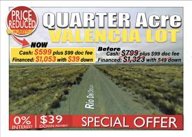 Los Luna, New Mexico 87031, ,Land,Sold,1230