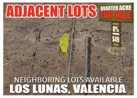 Los Lunas, New Mexico 87031, ,Land,For Sale,1247