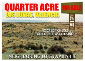 Los Luna, New Mexico 87031, ,Land,Sold,1266