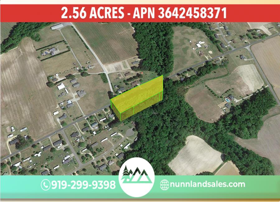 Pikeville, North Carolina 27863, ,Land,Sold,1281
