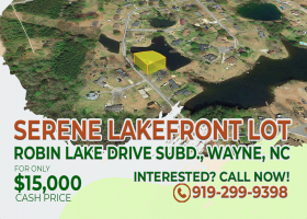 Dudley, North Carolina 28333, ,Land,For Sale,1285