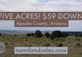 Chambers, Arizona 86502, ,Land,Sold,1033