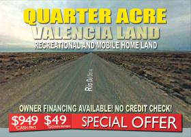 Los Lunas, New Mexico 87031, ,Land,For Sale,1345