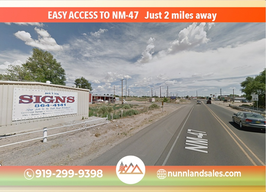 Belen, New Mexico 87002, ,Land,For Sale,1348
