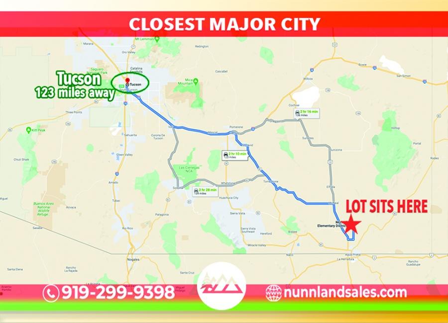 Douglas, Arizona 85607, ,Land,For Sale,1356