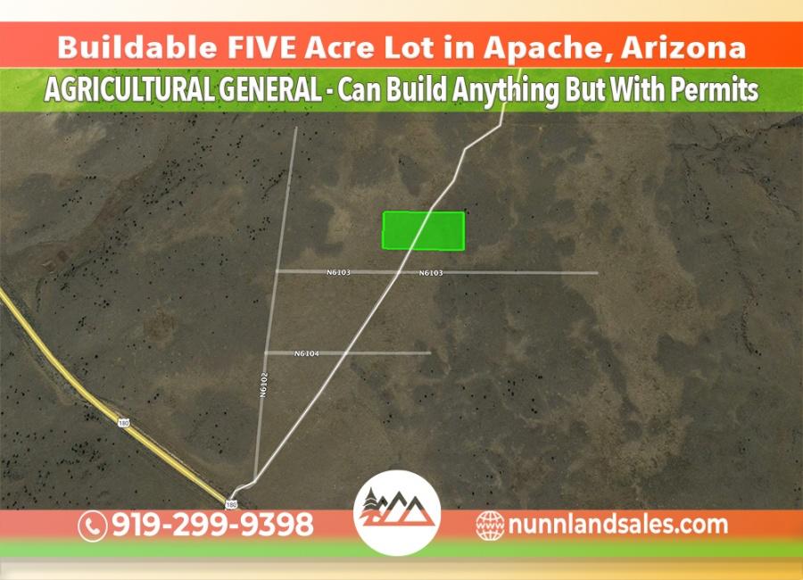 Concho, Arizona 85924, ,Land,For Sale,1357