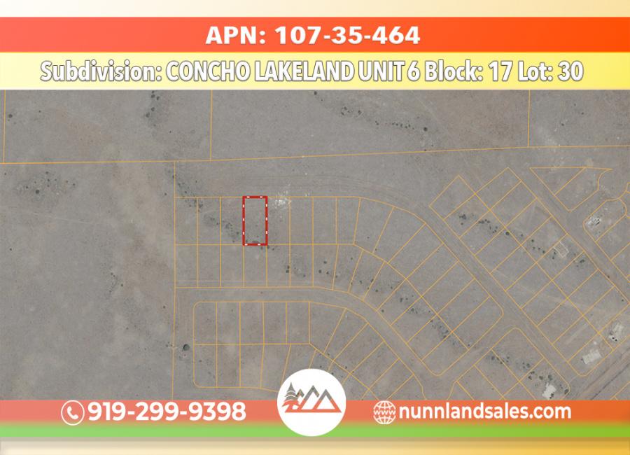Concho, Arizona 85924, ,Land,Sold,1359