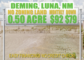 Deming, New Mexico 88030, ,Land,For Sale,1364