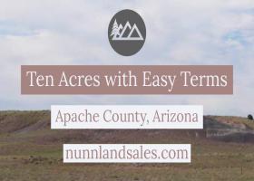 Saint Johns, Arizona 85936, ,Land,Sold,1042