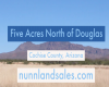 Douglas, Arizona 85607, ,Land,Sold,1045